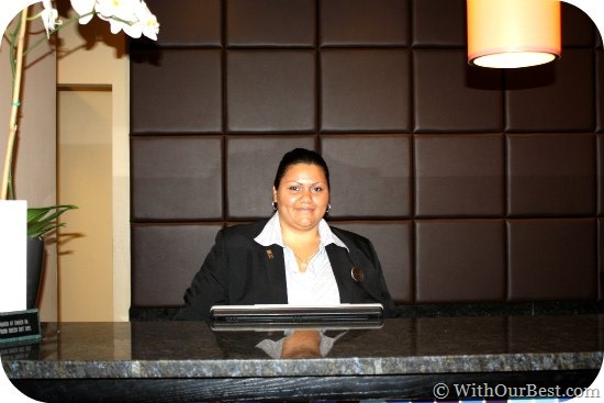 hilton staff is wonderful