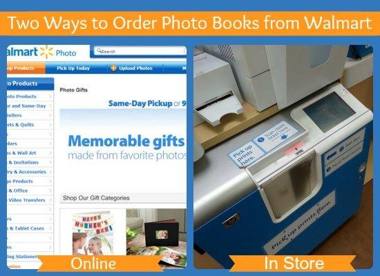 Photo Books from Walmart