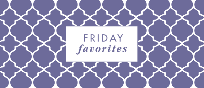 Friday Favorites {Kirk's, Ugly Christmas Sweater, Tex Mex Cookbook & More!}