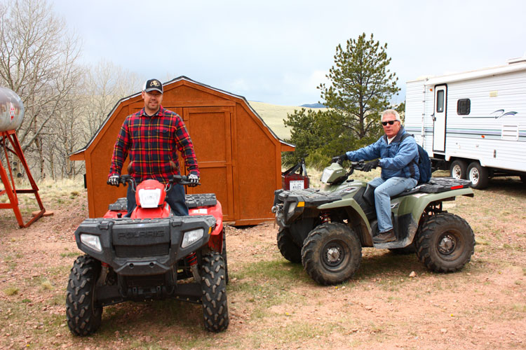 ATV-ride