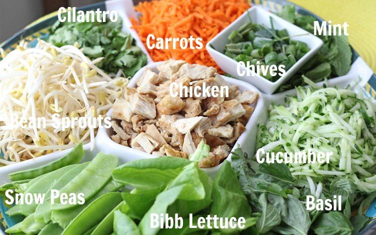 ingredients-for-spring-rolls