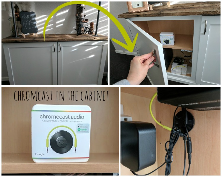 Enhancing Our Home Office With Google Chromecast Audio