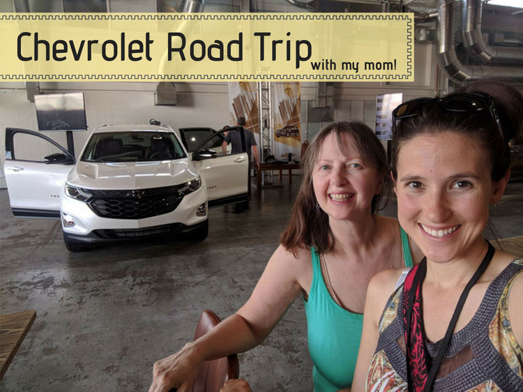 Road Trip with Chevy Equinox + Mom to Glenwood Springs #FindNewRoads